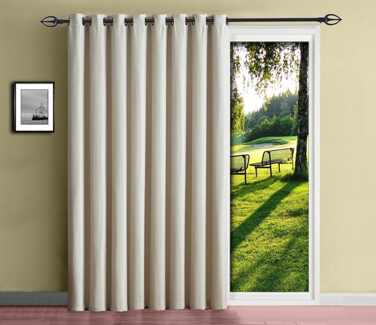 1ece7631f1b8f75ea6d802d7b1d120d3--patio-door-curtains-warm-home