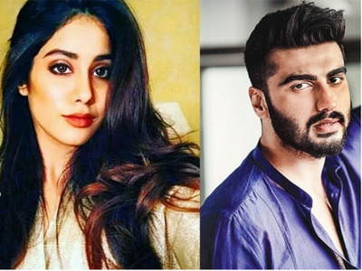 bollywood siblings and their unexpected age gaps-Arjun Kapoor and Jhanvi Kapoor