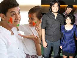 bollywood siblings and their unexpected age gaps-Junaid Khan and Azad Rao Khan